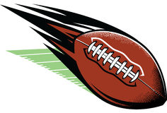 Football Comet Stock Photography