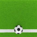 Football concept Royalty Free Stock Photos