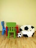 Football corner Royalty Free Stock Photography