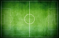 Football court Stock Photos