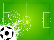 Football Court Stock Images