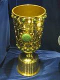 HSV Hamburg Germany. Football cup. Football cup HSV Hamburg Germany stock photography