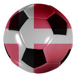 Football Danish Royalty Free Stock Photo