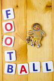 Football Day Stock Photography