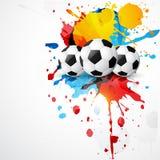 Football design vector Stock Image