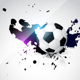 Football design vector Royalty Free Stock Image