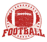 Football Design - Vintage Stock Photography