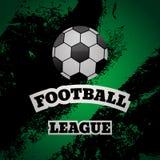 Football dirt  background eps 10 illustration  Stock Image