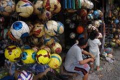 football equipment Royalty Free Stock Photo