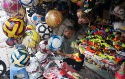 Football equipment Stock Image