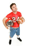 Football Fan - Nostalgic Royalty Free Stock Photography