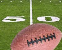 Football and field royalty free stock photos