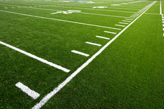 Free Football Field Royalty Free Stock Images - 5710839