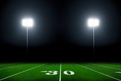 Football field stock photos