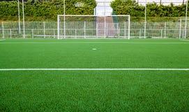 An football field stock photography
