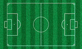 Football field background. Football field background competition sport Royalty Free Stock Photos