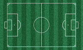 Football field. Blank Fill in the text or anything Royalty Free Stock Photo