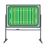 Football Field Board Royalty Free Stock Photo