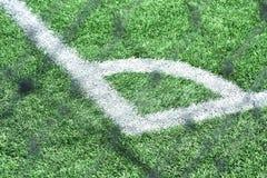 Football field net Stock Images