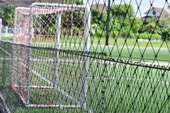 Football field net Stock Image