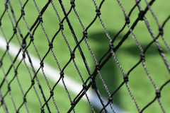 Football field net Stock Photography