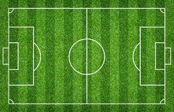 Football field or soccer field for background. Green lawn court for create game. Football field or soccer field for background. Green lawn court for create sport stock photos