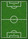 Football field. Vector illustration. Football field Soccer concept Vector illustration Royalty Free Stock Image
