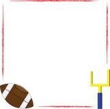 Football frame Stock Photos
