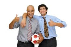 Football fun Royalty Free Stock Image