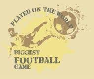 Football game 01 Stock Photos