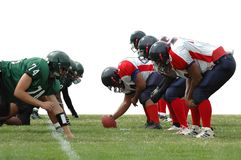 Football game Stock Photos