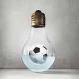 Football game concept Stock Photos