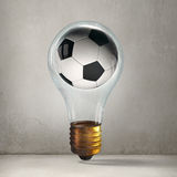 Football game concept Stock Photography