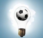 Football game concept Royalty Free Stock Photos