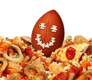 Football Game Snack Royalty Free Stock Photography