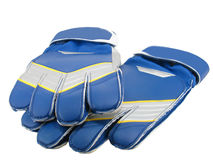 Football gloves Royalty Free Stock Photo