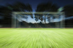 Football goal background Royalty Free Stock Images