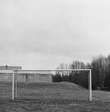Football Goal Royalty Free Stock Images