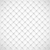 Football goal net Stock Photo
