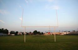 Football Goal Post Stock Photography