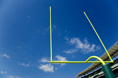 Football Goal Posts Stock Photos