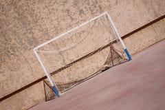 Football Goal Royalty Free Stock Photography