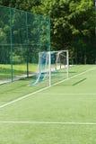 Football goals Royalty Free Stock Photo