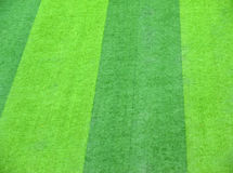 Football grass background Royalty Free Stock Images