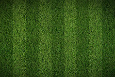 Football grass field Royalty Free Stock Image