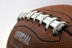 Football Grip Stock Image