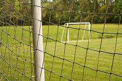 Football ground Royalty Free Stock Image