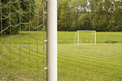 Football ground Royalty Free Stock Images