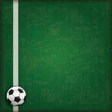 Football Ground Green Cover Stock Photo