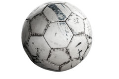 Football grunge background Royalty Free Stock Photo